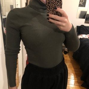 Express Turtleneck Top